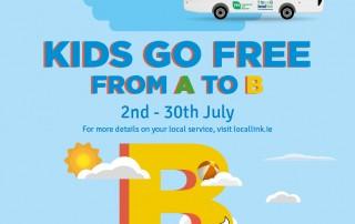 kids go free in July