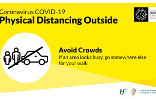 COVID-19 Parks Physical Distancing Screen Avoid Crowds
