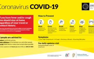 COVID-19 poster