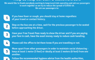 Covid 19 7 steps keep customers and staff safe