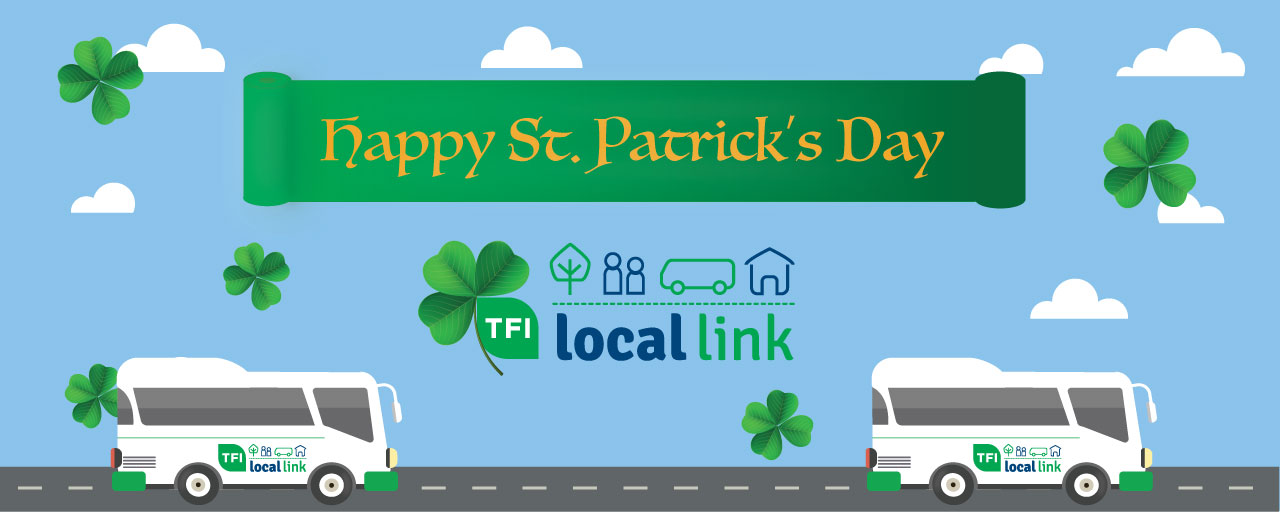 Local-Link St. paddy's Day 2020