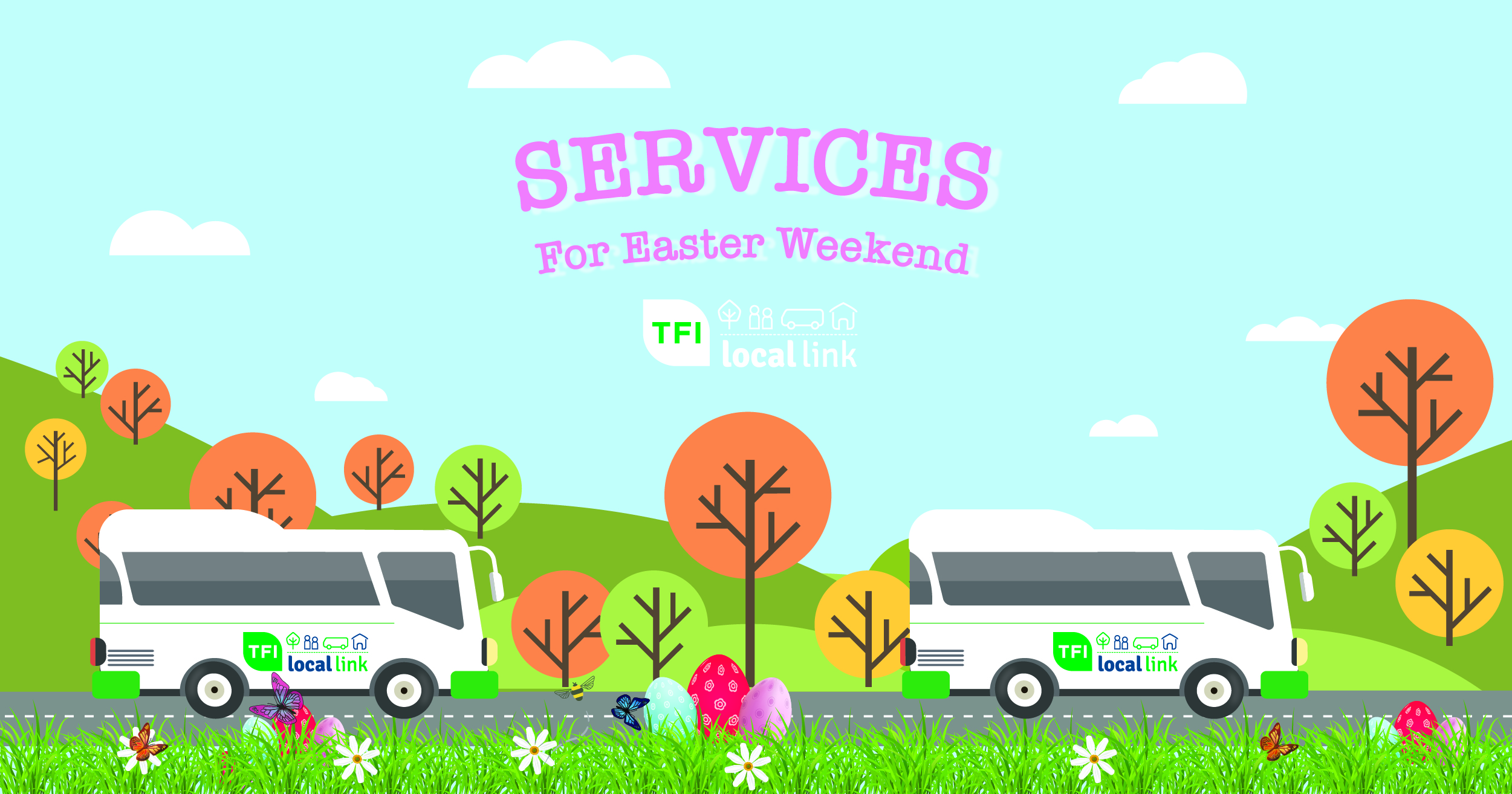 Local Link Easter Services