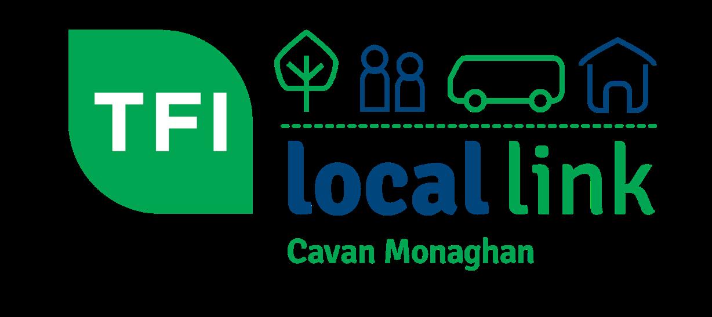 TFI Local Link Cavan Monaghan Logo