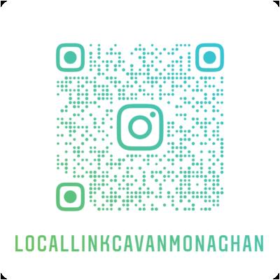 local link cavan monaghan nametag